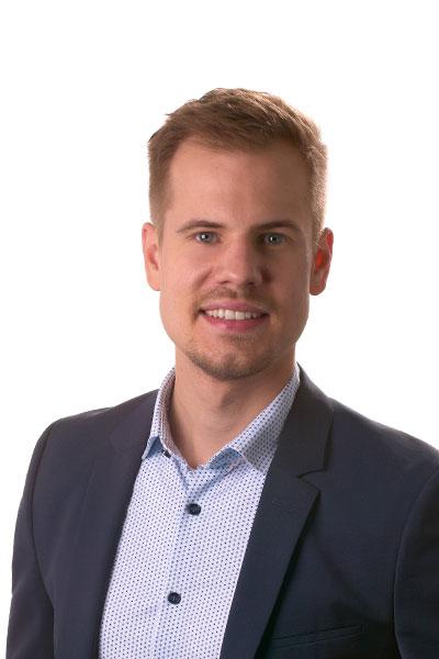 Porträt Andre Heinlein