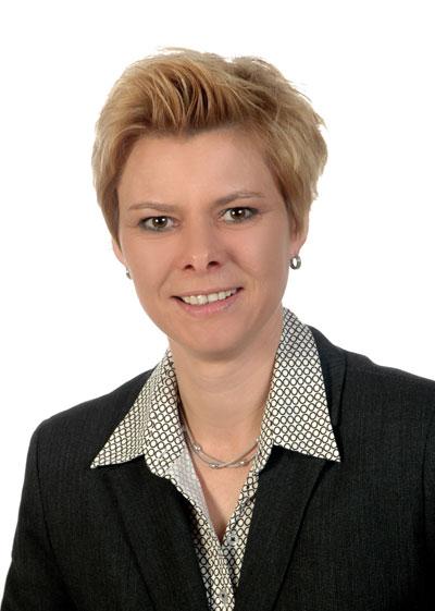 Porträt Annett Ruppert