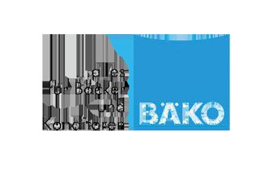 Referenzen Logo Bäko