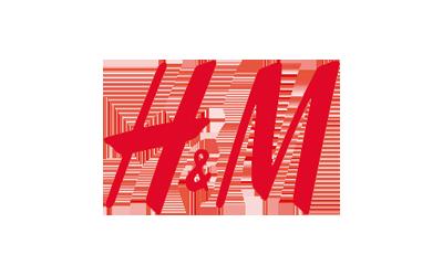Referenzen Logo H&M