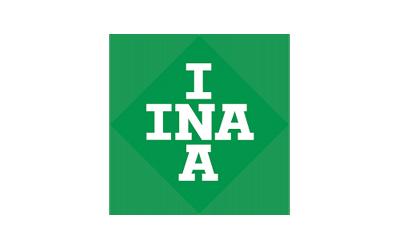 Referenzen Logo INA