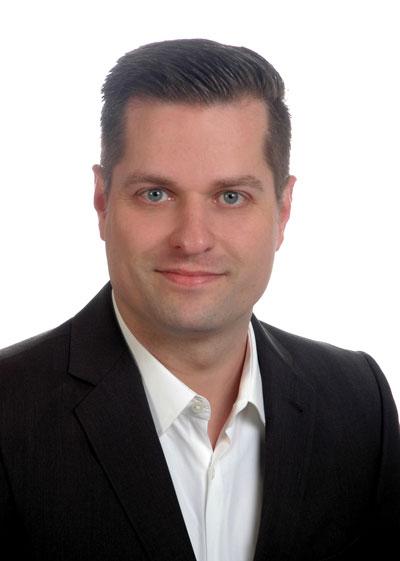 Porträt Stefan Rösner