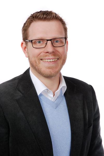 Porträt Thomas Pöllmann