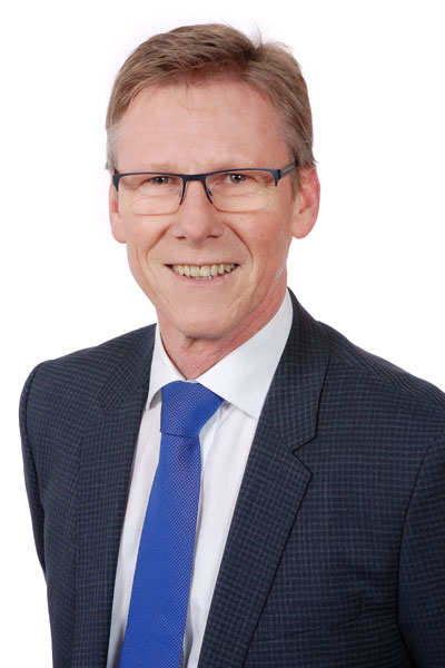 Porträt Volkhard Diehl