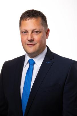 Porträt Torsten Höhlriegel - Technischer Geschäftsführer