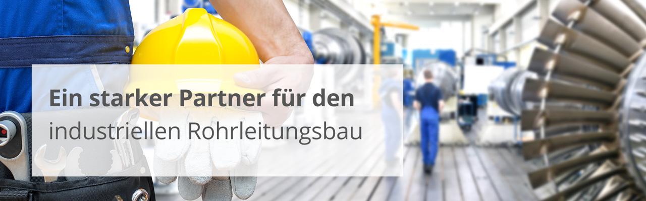 Titelbild BSS Anlagenbau GmbH-Rohrleitungsbau