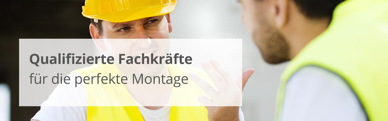 Titelbild BSS Montage GmbH